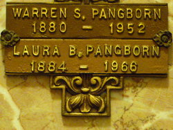 Laura Annie <I>Bingham</I> Pangborn