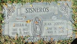 "Juan ""Johnny"" Sisneros"