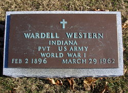 "Wardell ""Red"" Western"