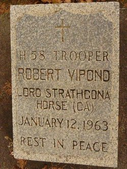 Robert Vipond