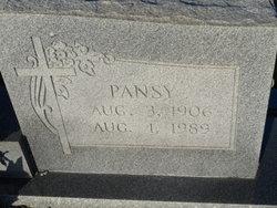 Pansy Carter