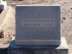 Prisiliano Moreno