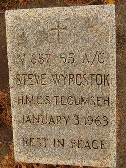 Steve Wyrostok