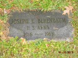 Joseph E Berenbaum