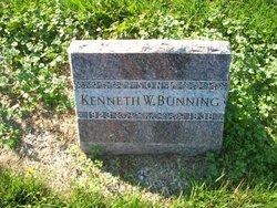 Kenneth W Bunning
