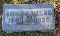 Anna H. Walsh
