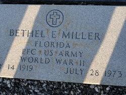 Bethel E. Miller