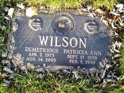 Demetrious Wilson