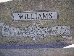 John S Williams