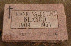 Frank Valentine Blasco