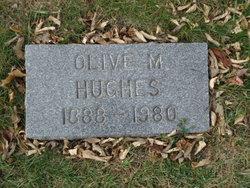 Olive Margaret <I>Emslie</I> Hughes