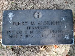Marion Perry Albright