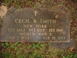 Cecil R. Smith