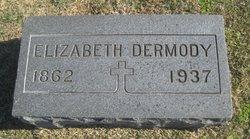 "Elizabeth ""Lizzie"" <I>Shahan</I> Dermody"