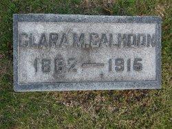 Clara M. <I>Bilikam</I> Calhoon