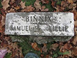 Lillie May <I>Downey</I> Binnix