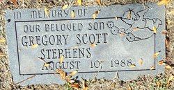 Gregory Scott Stephens