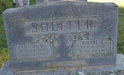 Hugh B Sheffer