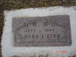 Laura Isabelle <I>Haggart</I> Kirk