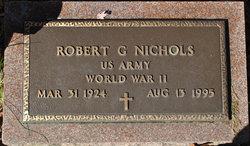 Roberts G Nichols