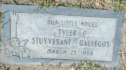 Tyler C Stuyvesant - Gallegos
