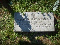John Ernest Bunning