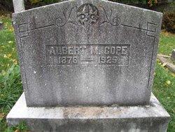 Albert M Cope