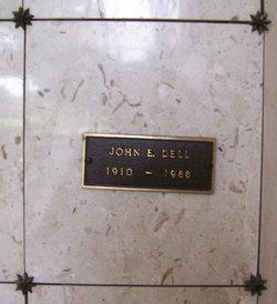 John E Dell