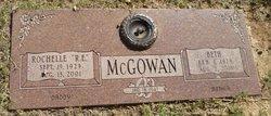 """Rochelle """"R.E."""" McGowan"""