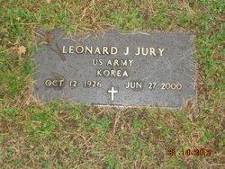 Leonard J Jury