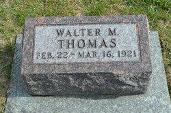 Walter Merle Thomas