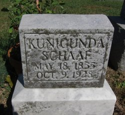 Kunigunda Schaaf