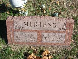 Clarence H Mertens