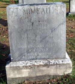 Marguerite <I>LaPorte</I> Mimeau