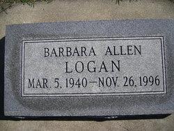 Barbara Lynn <I>Allen</I> Logan