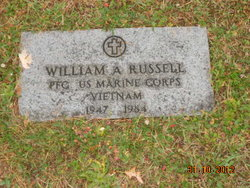 William A Russell