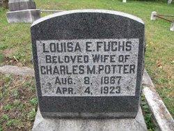 Louisa E <I>Fuchs</I> Potter