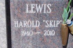 "Harold ""Skip"" Lewis"