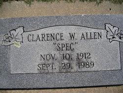 Clarence Wilson Allen