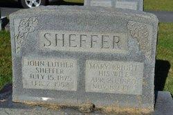 John Luther Sheffer