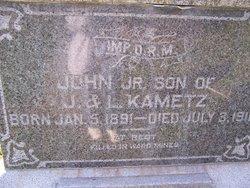 John Kametz, Jr