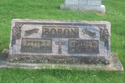 Amelia M. <I>Hoke</I> Boron