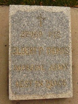 Gilbert Percival Thomas