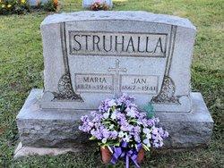 Maria Struhalla