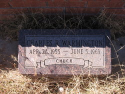"Charles R ""Chuck"" Warmington"