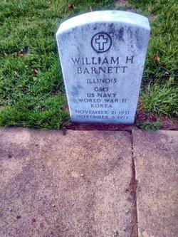 William H Barnett