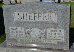 Edith H Sheffer