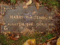 Harry Whitehouse