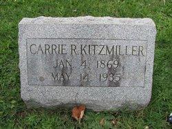 Carrie Rebecca Kitzmiller