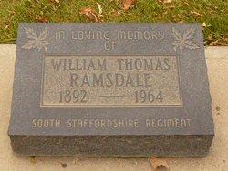 William Thomas Ramsdale